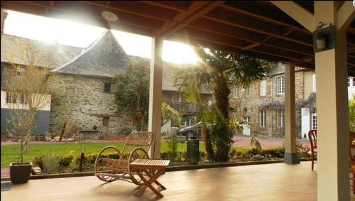 Gite Le 1900 : Guest accommodation near Romagné