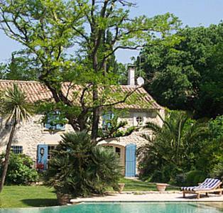 Le Mas dou Favre : Apartment near Mas-Blanc-des-Alpilles