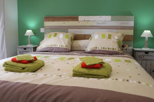 T2*** haut de gamme avec vue bassin : Apartment near Lanton