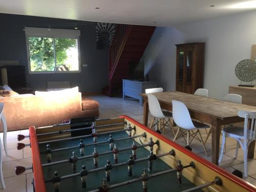 Le gîte du tôt : Guest accommodation near Rolleville