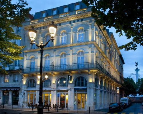 Hôtel de Sèze : Hotel near Bordeaux