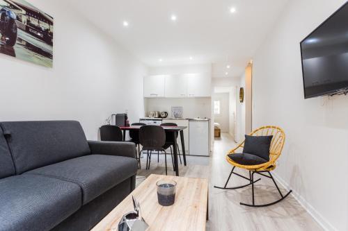 CMG Roland Garros II : Apartment near Boulogne-Billancourt