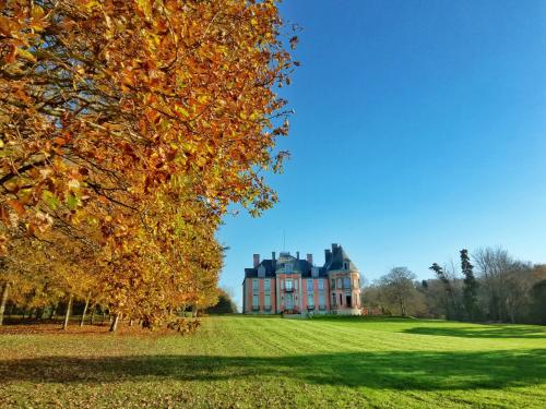 Château de Chantore : Bed and Breakfast near Saint-Jean-le-Thomas