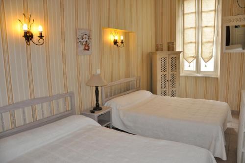 les deux acacias : Hotel near Villemagne