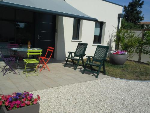 AU GRAIN D'ORGE : Guest accommodation near Saint-Christophe-sur-Roc