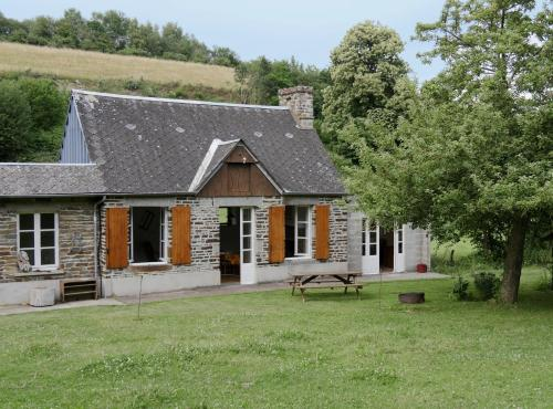 hameau : Guest accommodation near La Chapelle-au-Moine