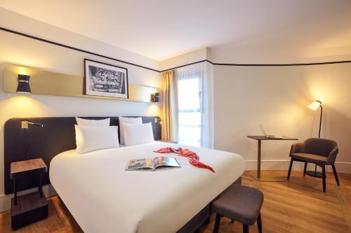Mercure Paris Saint-Ouen : Hotel near Clichy