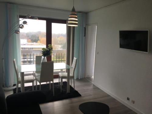 Appartement cosy à Croix-Bardieux ( Face à l'EDHEC) à 10Min de Lille : Apartment near Wattrelos