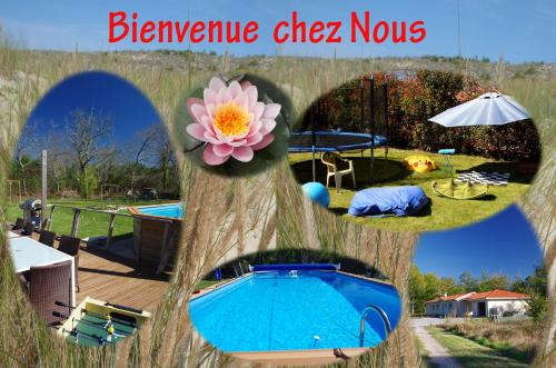 Familiale sur 3000 m2 -Sauna - Jacuzzi - Piscine - : Guest accommodation near Sanguinet