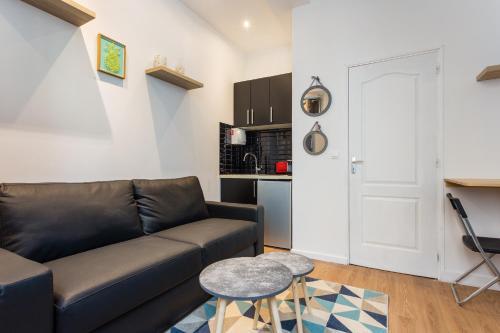 CMG Saint-Fargeau III : Apartment near Saint-Mandé