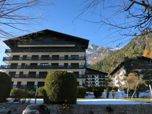 L'Aiguille : Apartment near Chamonix-Mont-Blanc