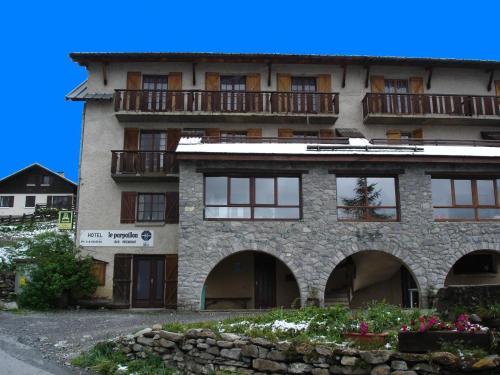 Hotel Le Parpaillon : Hotel near Crévoux