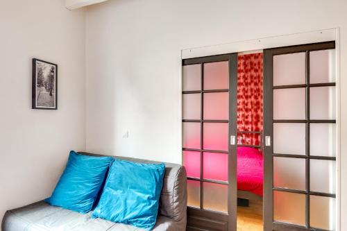 Liberté : Apartment near Paris 19e Arrondissement