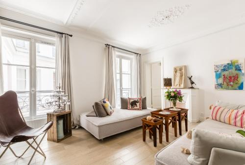 Veeve - Cosy Hideaway : Apartment near Neuilly-sur-Seine