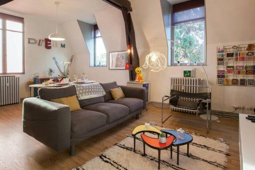 Appartement Rue verte : Apartment near Bihorel