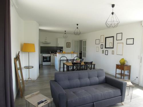 La Terrasse des Forges : Apartment near Étoges