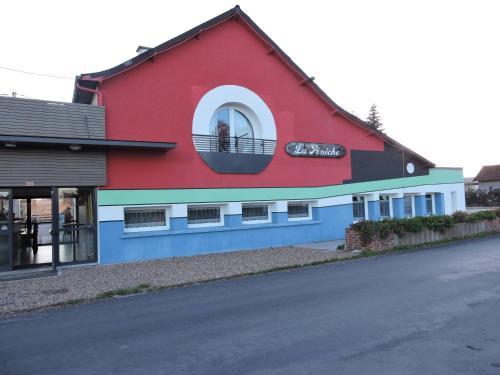 La Peniche : Hotel near Molinet