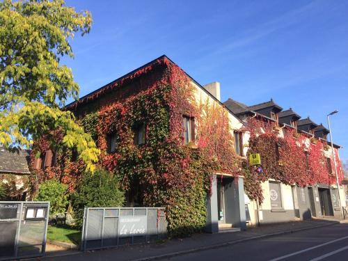 Hôtel De La Levée : Hotel near La Chapelle-des-Fougeretz