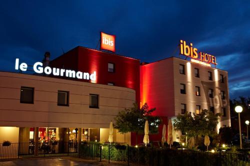 ibis Europe Chalon Sur Saone : Hotel near Varennes-le-Grand