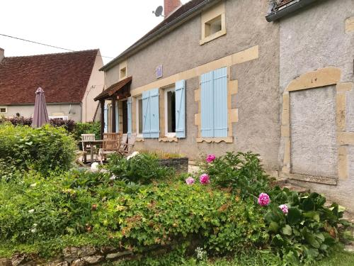 Le Beauchot : Guest accommodation near Chazeuil