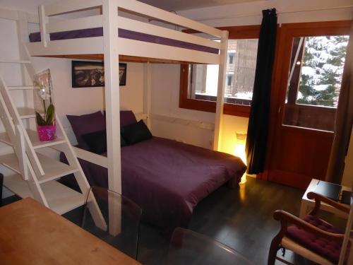 Les Studios du Mont Blanc - Grand Balcon : Apartment near Les Houches