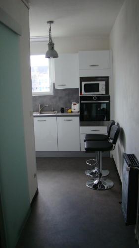 residence arromanche : Apartment near Theix