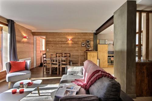 Appartement dans un Chalet à Serre Chevalier : Guest accommodation near Névache