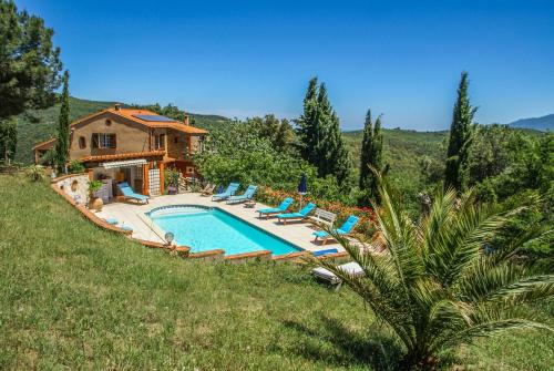 mas Fontanes : Guest accommodation near Calmeilles