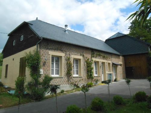cottage Abel : Guest accommodation near Dizy-le-Gros