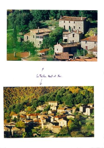 LES GITES D'ARDAILLERS : Guest accommodation near Bassurels