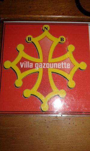 Villa Gazounette : Bed and Breakfast near Mas-Grenier