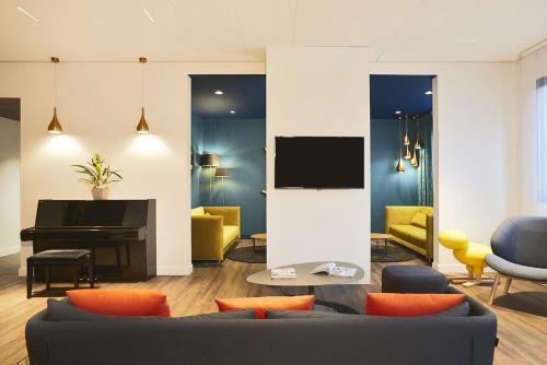 Kyriad Paris Ouest - Bezons La Défense : Hotel near La Frette-sur-Seine