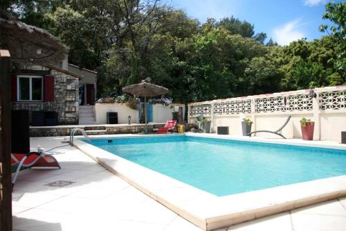 Le Mazet De Soulan : Guest accommodation near Jonquières-Saint-Vincent