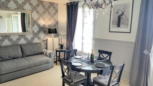 Appartement résidence standing Disneyland : Apartment near Chalifert