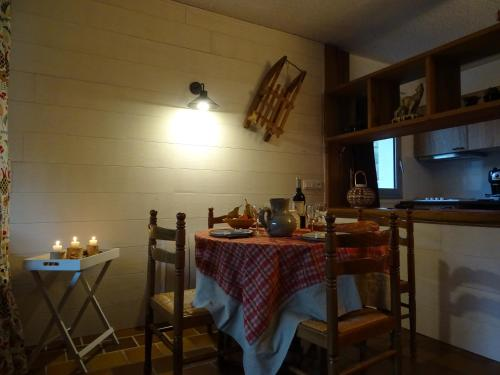 Appartement Saint-Lary Soulan : Apartment near Azet
