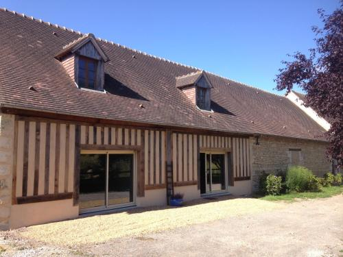 Le Courlis : Guest accommodation near Barville