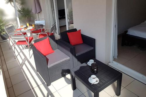 La Pleiade : Apartment near Antibes