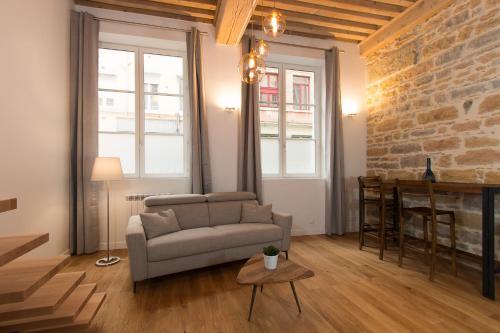 le petit canut : Apartment near Collonges-au-Mont-d'Or