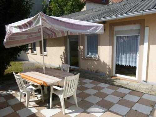 Meublé Le Coin Tranquille : Apartment near Westhouse-Marmoutier