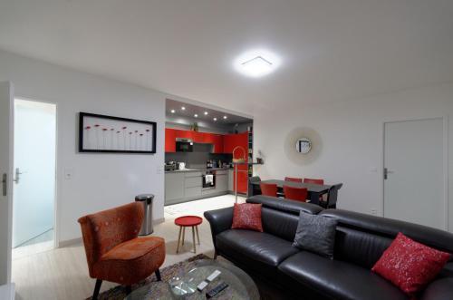 Red-line : Apartment near Chalifert