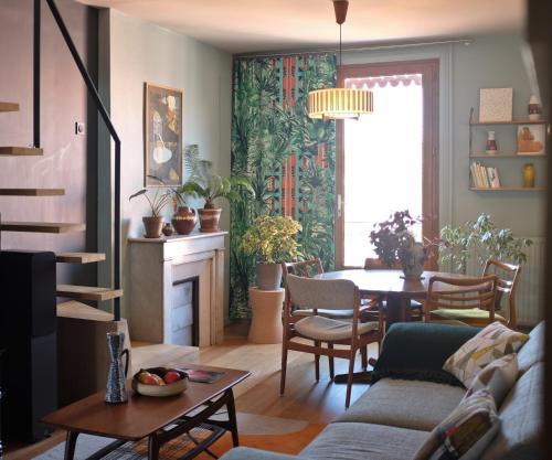 Duplex de 56 m2 à Jean Macé : Apartment near Lyon 7e Arrondissement
