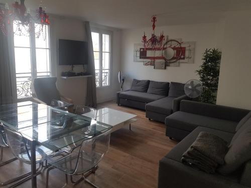 Meublés de Tourisme à Vincennes : Apartment near Saint-Mandé