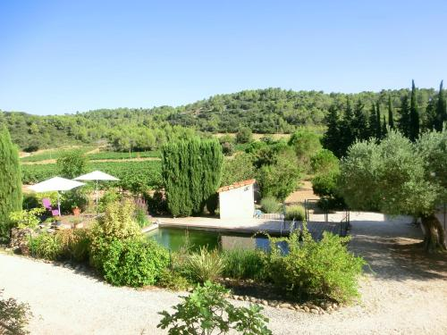 La Platriere : Bed and Breakfast near Prades-sur-Vernazobre