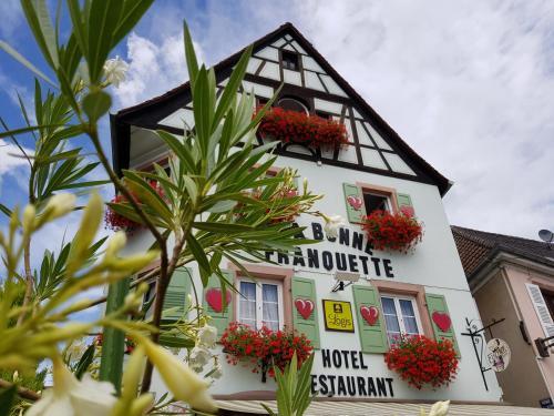 La Bonne Franquette : Hotel near Waldersbach