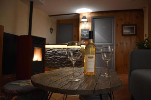 Auberge Le Vieux Chaillol : Hotel near Ancelle