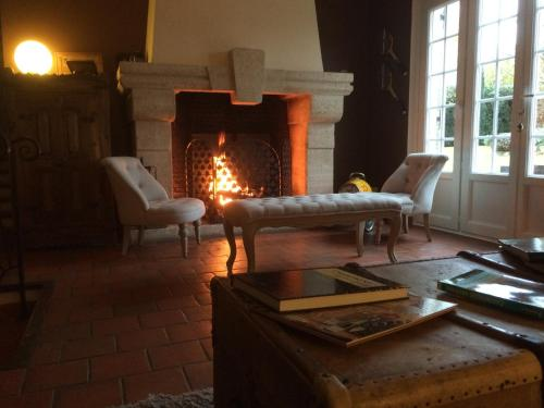 La Maison de Manolie : Bed and Breakfast near Cuisles