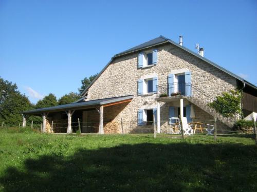 Gîte de la Bertinière : Guest accommodation near Oncieu