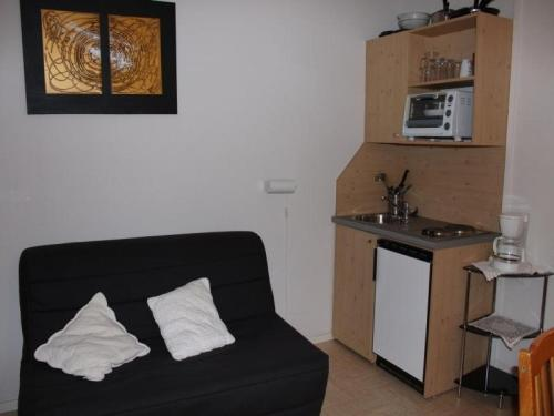 Apartment Le bois d'aurouze 51 : Apartment near Montmaur