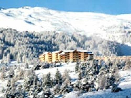 Apartment Les chalets de superd ancolie 14 : Apartment near Saint-Firmin