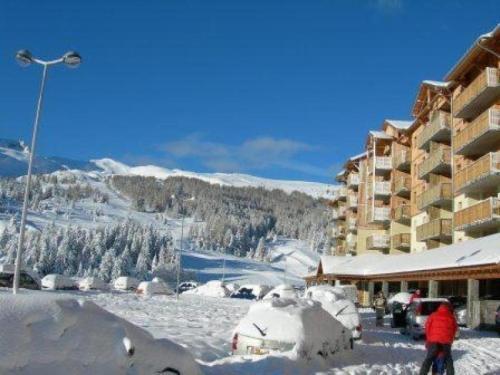 Apartment Les toits du devoluy 29 : Apartment near Montmaur